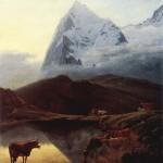 Maximilien de Meuron, L'Aiger