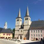 Palazzo reale e cattedrale di Berchtesgaden