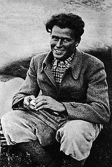 Toni Kurz nel 1936