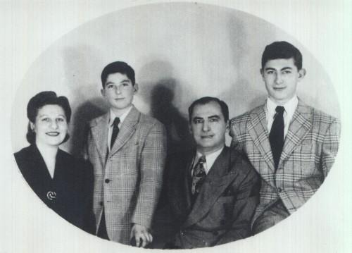 I Roth nel 1942