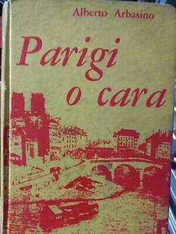 Arbasino-Parigi-o-cara-prima-edizione-Feltrinelli-1960