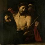 Ecce homo dell'asta Ansorena ora attribuito a Caravaggio