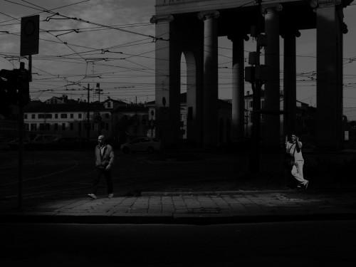 Piazza XXIV Maggio - ©Alex Majoli/Magnum Photos