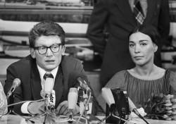 Andrej Amalrik (1938-1980) con la moglie