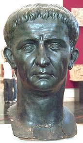 L'imperatore Claudio  (10 a.C. - 54)