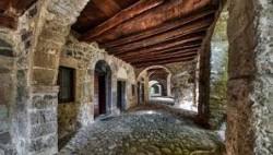 Cornello dei Tasso, dove nacque la posta moderna