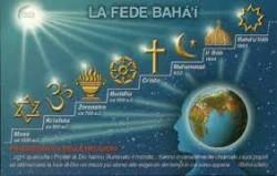 Tutte le religioni sono riconducibili secondo la Fede Baha'i a un solo Dio