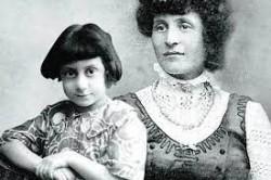 Ida Dalser con Benito Albino