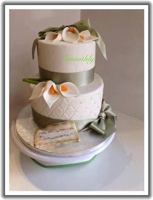 La Torta Ideale Per La Comunione Cake