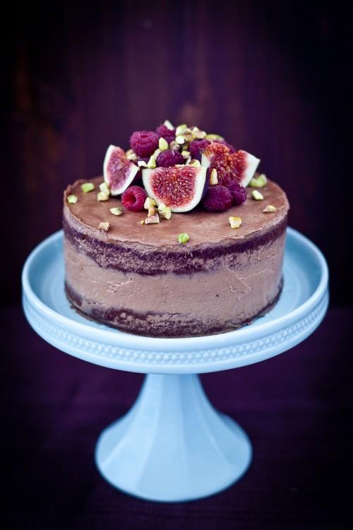 Torta- cioccolato-e-fichi-dessert