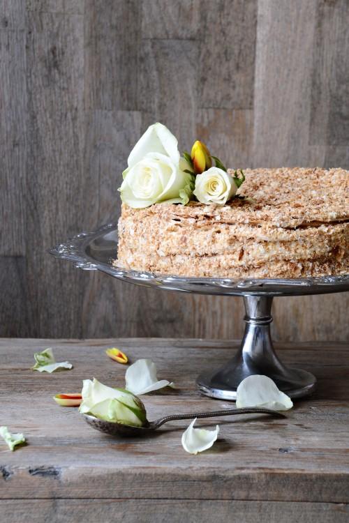napoleon-cake-crema
