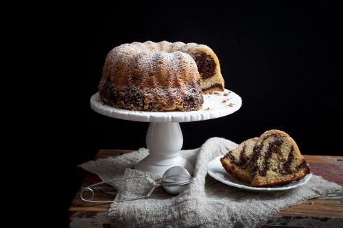 ciambellone-vaniglia-cacao