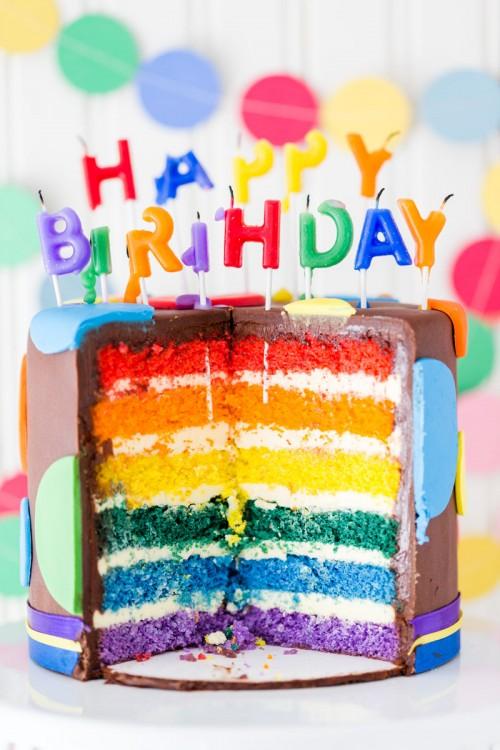 rainbow-party-cake