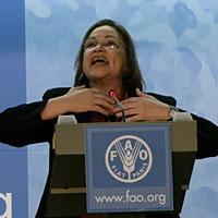 Marcia Theophilo parla alla FAO Roma.jpg