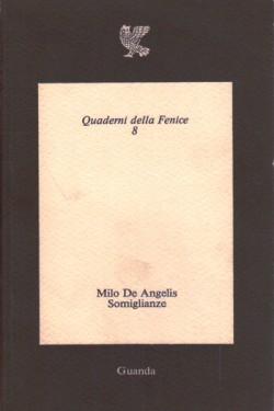"""La copertina di """"Somiglianze"""" (prima edizione 1976)"""