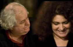 Milo De Angelis con Viviana Ncodemo
