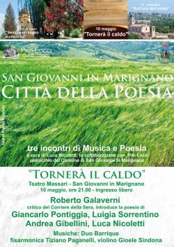 10 maggio Musica-e-Poesia