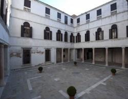 Una veduta di Palazzo Grimani a Venezia