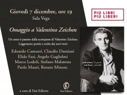 7 dicembre OMAGGIO A VALENTINI ZEICHEN