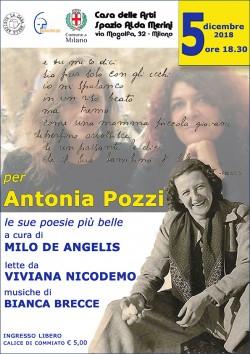 5 dicembre a casa Merini Milo De Angelis