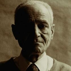 Giorgio Caproni presente nell'antologia con una poesia