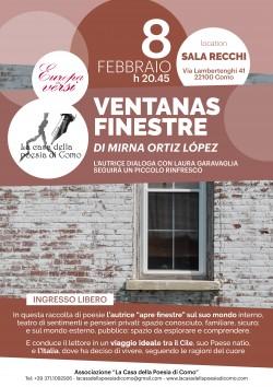 8 febbraio presentazione libro MIRNA