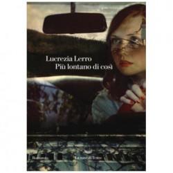 Il nuovo romanzo di Lucrezia Lerro