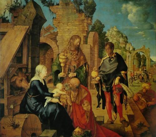 L'adorazione dei Magi: il capolavoro di Albrecht Durer negli Uffizi di Firenze