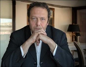 Claudio Pozzani fondatore e direttore del Festival Internazionale della Poesia di Genova