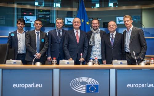 Presentazione SCEP al Parlamento Europeo